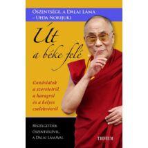 Őszentsége, a Dalai Láma - Ueda Norijuki: Út a béke felé /Gondolatok a szeretetről, a haragról és a helyes cselekvésről/